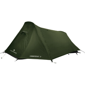Ferrino Lightent Tent 3 Persons, olive olive