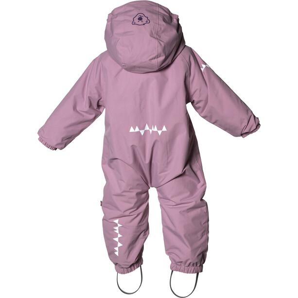 Isbjörn Hard Shell Jumpsuit Kleinkind pink