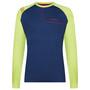 La Sportiva Tour Long Sleeve Shirt Men opal/citrus