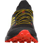 La Sportiva Kaptiva GTX Juoksukengät Miehet, black/yellow