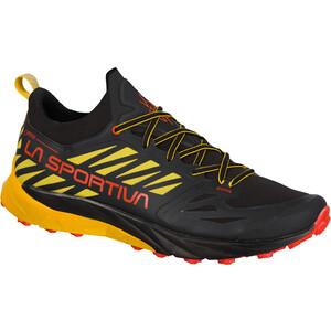 La Sportiva Kaptiva GTX Juoksukengät Miehet, black/yellow black/yellow
