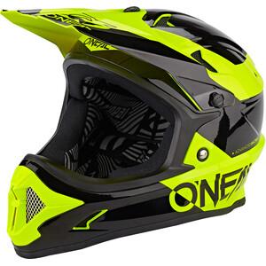 O'Neal Backflip Helm Bungarra black/neon yellow black/neon yellow