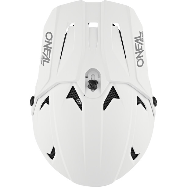 O'Neal Backflip Helm Solid white