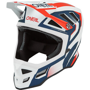 O'Neal Blade Hyperlite Helm blau/rot blau/rot