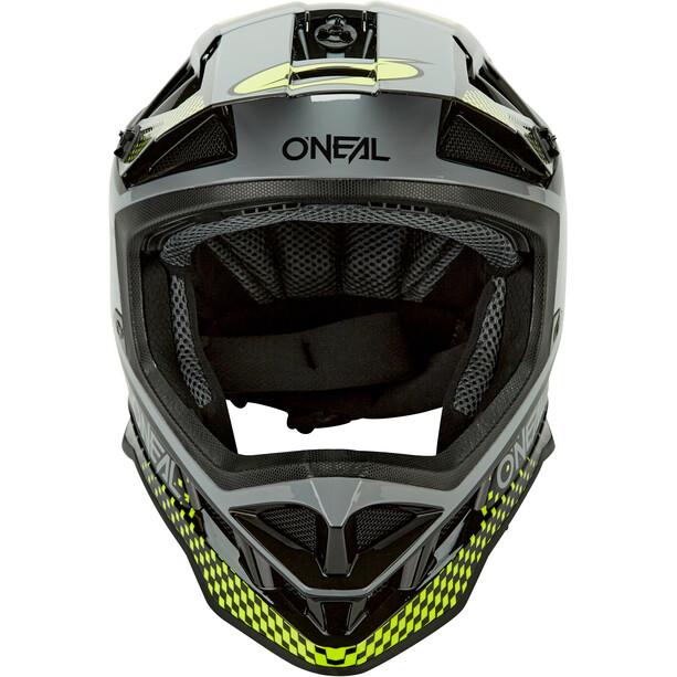 O'Neal Blade Polyacrylite Hjelm Delta Svart/Grå