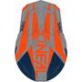 O'Neal Fury Helm Hybrid blue/orange