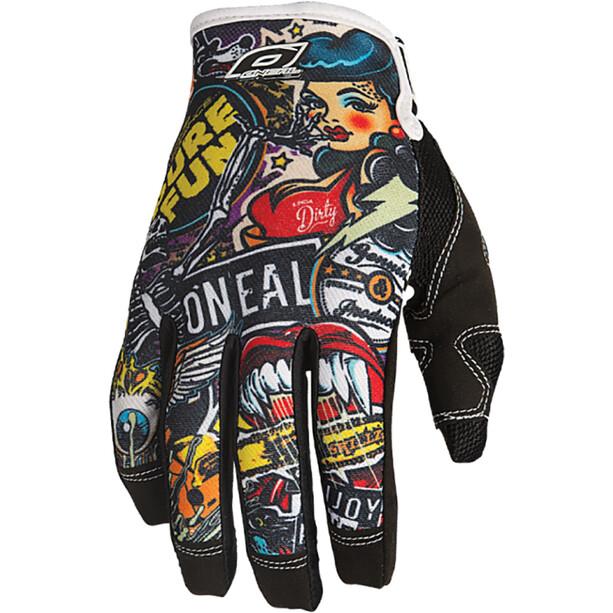 O'Neal Matrix Handschuhe Crank Jugend multi