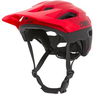 O'Neal Trailfinder Helm Solid rot/schwarz rot/schwarz