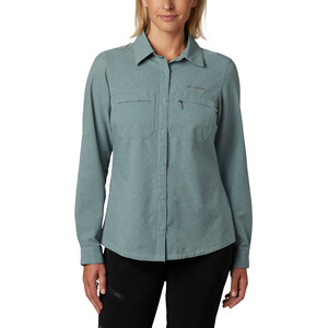 Columbia Irico Langarmshirt Damen light lichen light lichen