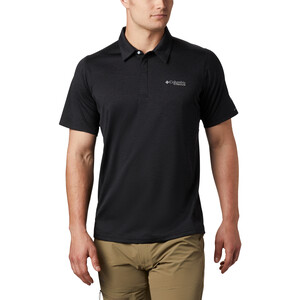Columbia Irico Strick Polo Herren black black