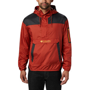 Columbia Challenger Windbreaker Jacke Herren carnelian red/shark/bright gold carnelian red/shark/bright gold