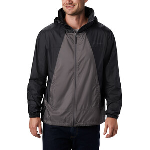 Columbia Point Park Windbreaker Jacke Herren city grey/black city grey/black