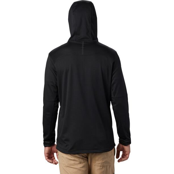 Columbia Tech Trail Full-Zip Hoodie Herren black