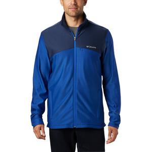 Columbia Maxtrail Fleece Midlayer Herren azul/collegiate navy azul/collegiate navy