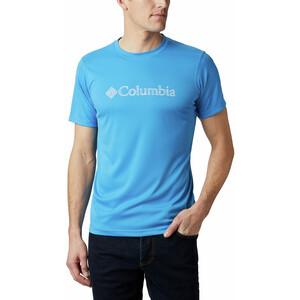 Columbia Zero Rules Graphic Kurzarmshirt Herren dark mountain peak fun dark mountain peak fun