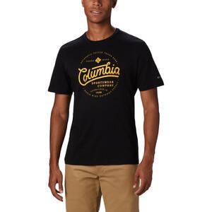 Columbia Path Lake Graphic T-Shirt Herren black round bound black round bound