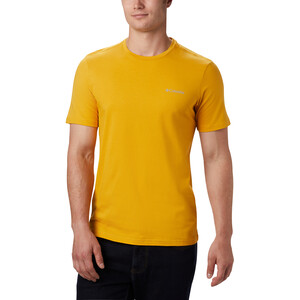 Columbia Rapid Ridge Back Graphic T-Shirt Herren bright gold csc textured dot bright gold csc textured dot
