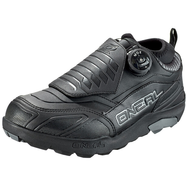 O'Neal Loam WP SPD Schuhe Herren black/gray