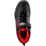 O'Neal Traverse Flat Schuhe Herren black/red