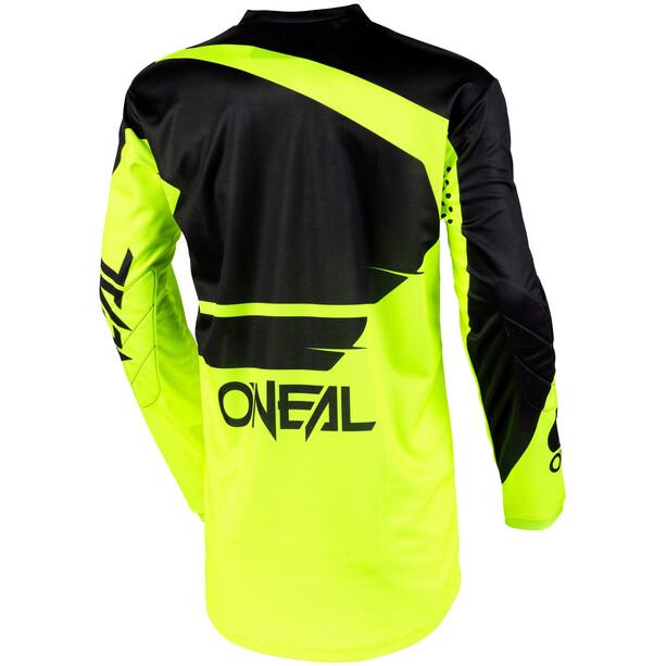 O'Neal Element Trikot Racewear Herren black/neon yellow