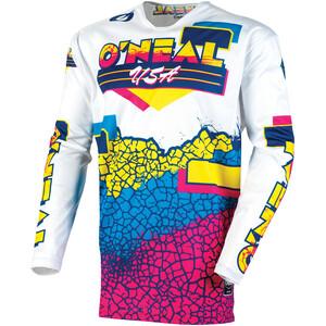 O'Neal Mayhem Trikot Crackle 91 Herren yellow/white/blue yellow/white/blue
