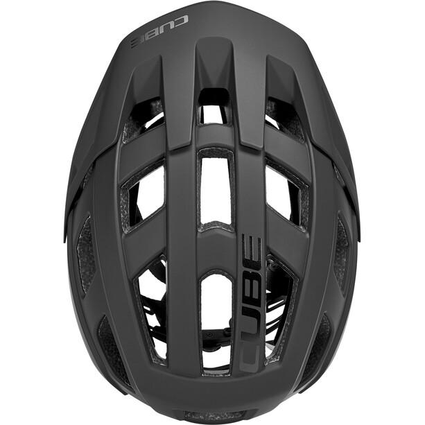 Cube Badger Kypärä, musta
