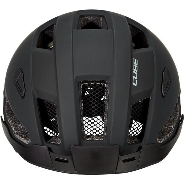 Cube Evoy Hybrid Hjelm, sort