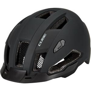 Cube Evoy Hybrid Helm schwarz schwarz