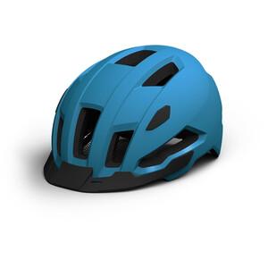 Cube  Evoy Hybrid ヘルメット ブルー
