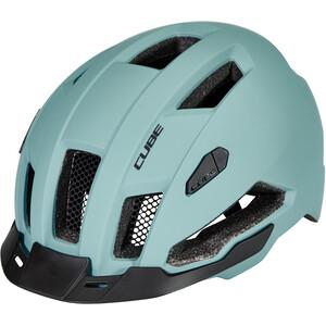 Cube Evoy Hybrid Helm blue blue