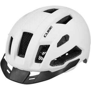 Cube Evoy Hybrid Helm white white