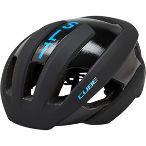 Cube Heron SLT Helm schwarz schwarz