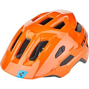 Cube  Linok X Actionチーム ヘルメット オレンジ ※当店通常価格\5590(税込)