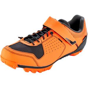 Cube  MTB Peak Shoes オレンジ