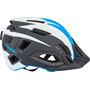 Cube Quest Helmet blue/white/black