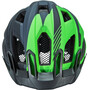 Cube Quest Casque, green/grey/black