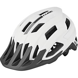 Cube  Rook ヘルメット ホワイト ※当店通常価格\11900(税込)