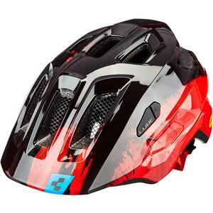 Cube  Talok ヘルメット レッド