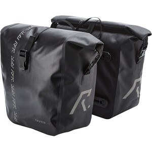 Cube RFR Tourer 10/2 Bagagedragertas, zwart zwart