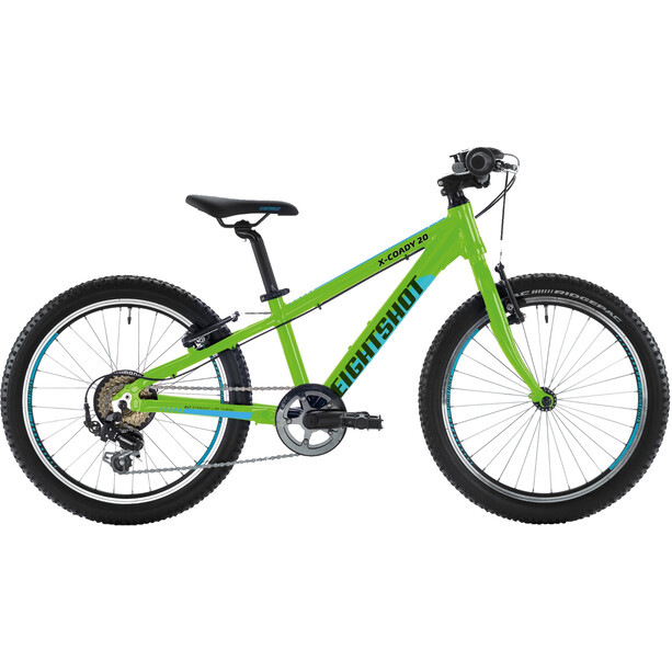 "EIGHTSHOT X-Coady 20"" Kinder green/blue"