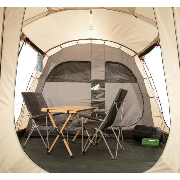 CAMPZ Dreamland XW Zelt 4P beige/braun