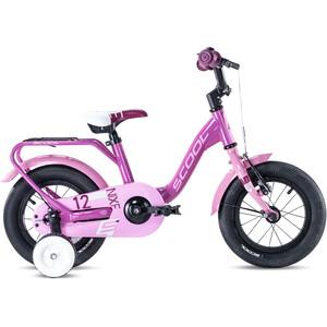 s'cool niXe alloy 12 Kinder pink/lightpink pink/lightpink