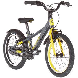 s'cool XXlite EVO 16 Barn grå/gul grå/gul