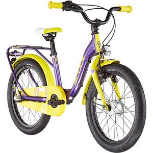 s'cool niXe alloy street 18 3-S Kinder lila/gelb lila/gelb