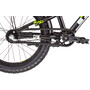 s'cool faXe alloy 18 3-S Kinder black/lemon matt reflex