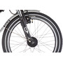 s'cool troX EVO 20 7-S Lapset, black/grey/red