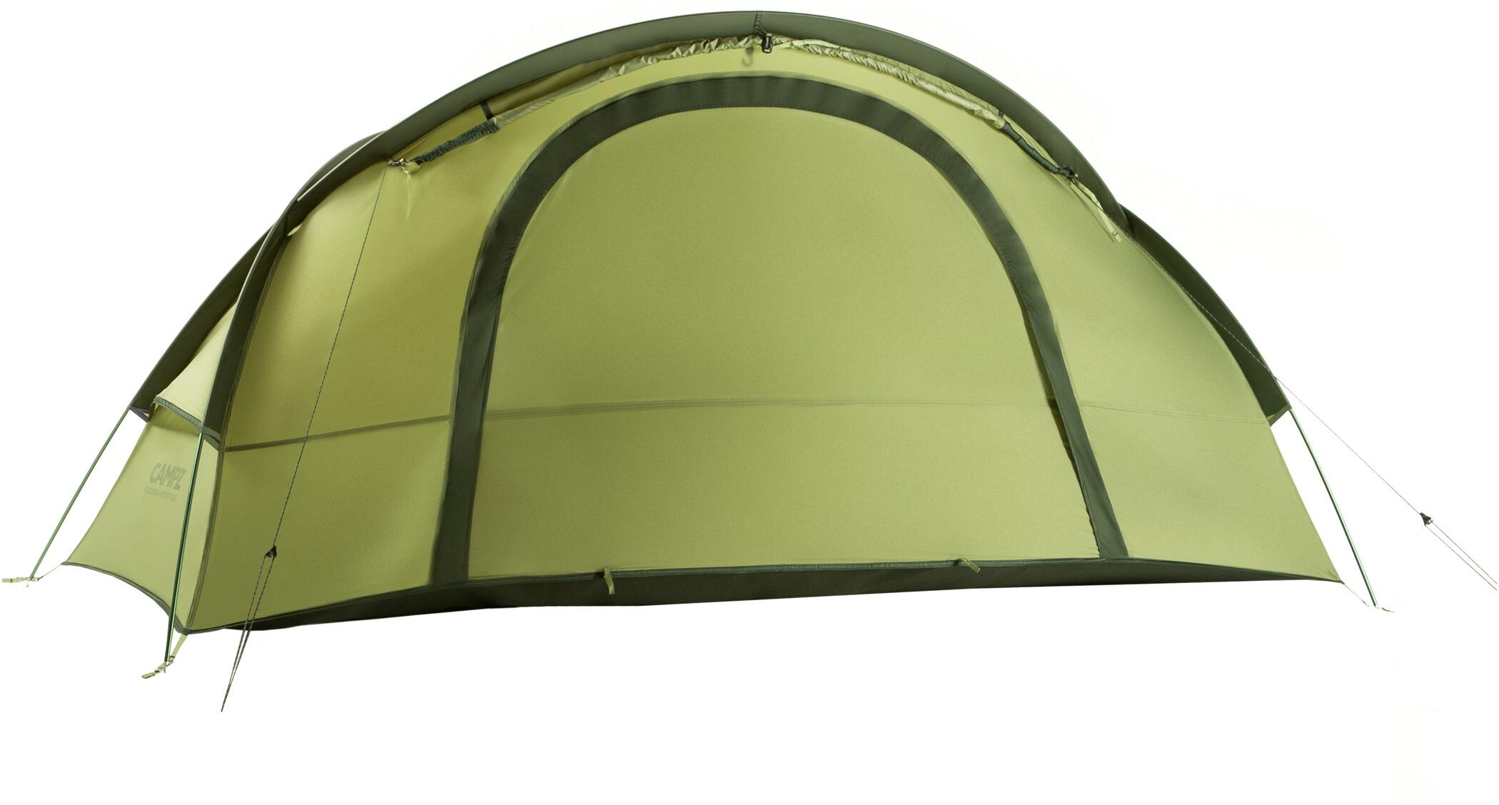 CAMPZ Millau Ultralight Zelt 1P sageolive
