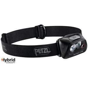 Petzl Tactikka Core 450 Stirnlampe black black