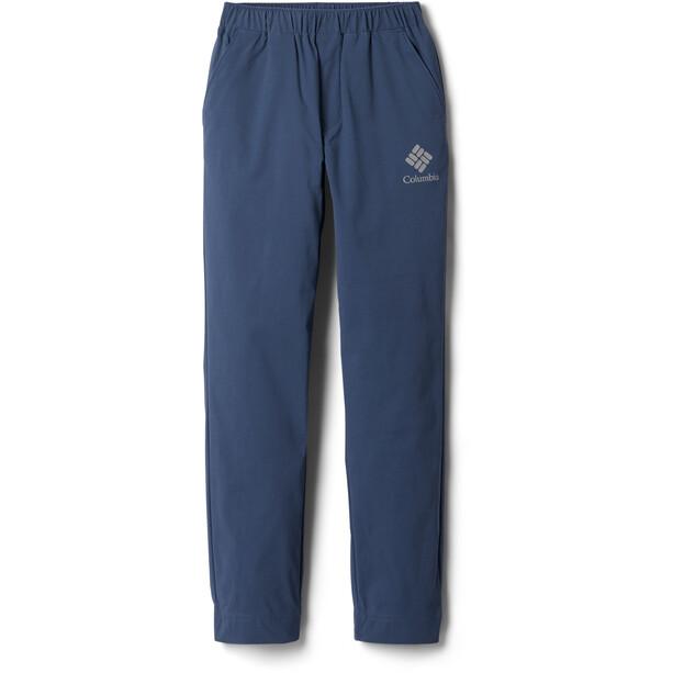 Columbia Firwood Camp Pantalon Enfant, bleu