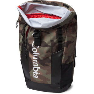 Columbia Convey Rolltop Daypack 25l, marrón/Oliva marrón/Oliva